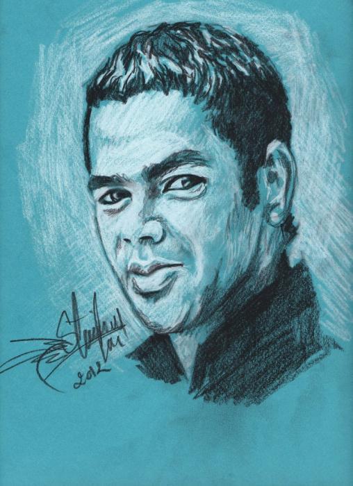 Jamel Debbouze by slimensay